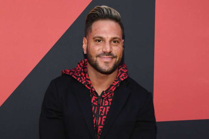 Ronnie Ortiz-Magro - Here's Why His 'Jersey Shore' Co-Stars Are Taking His New Romance 'With A Grain Of Salt'