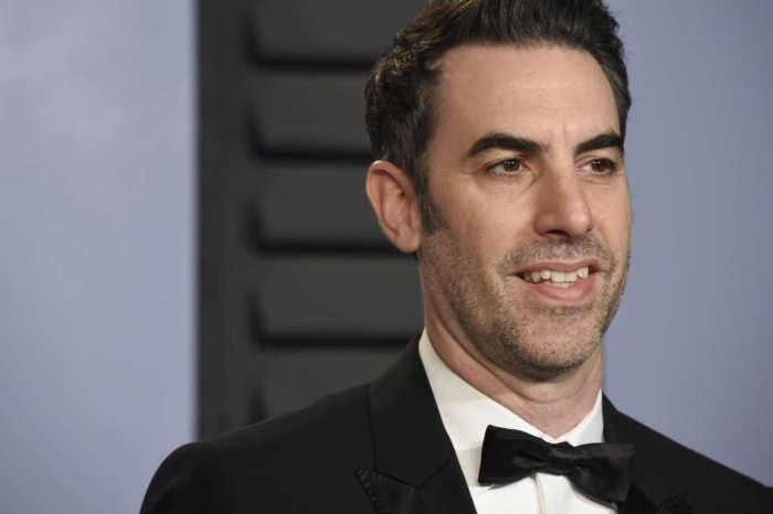 Sacha Baron Cohen Gives $100K To Borat 2 Babysitter Jeanise Jones