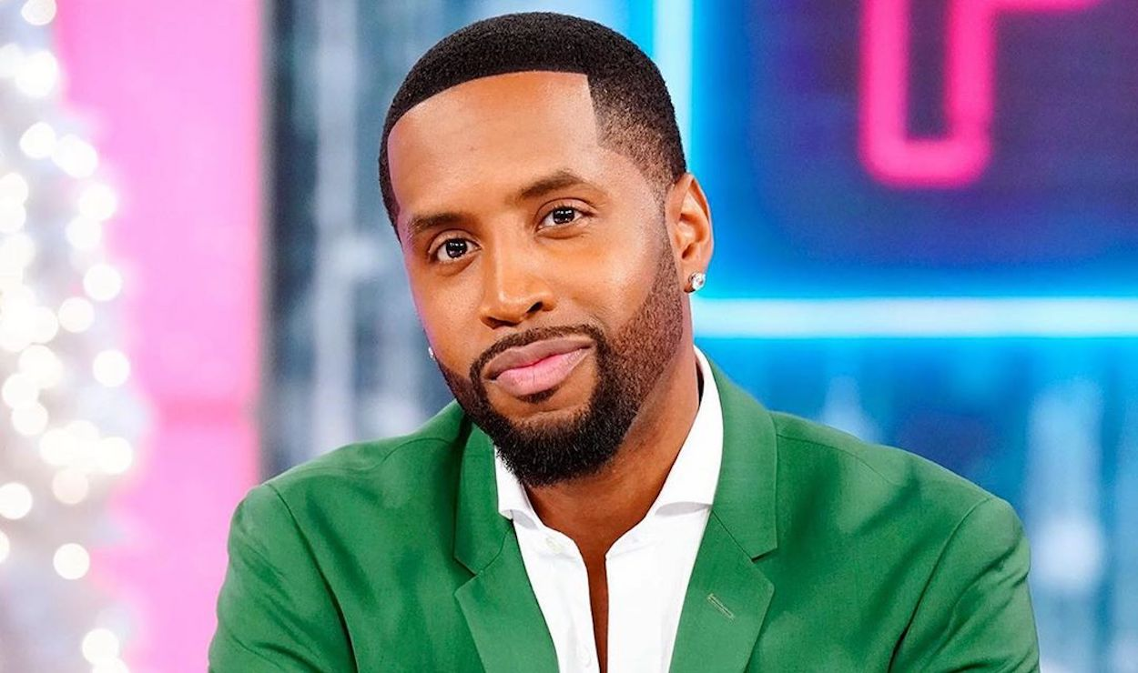 Safaree Shares A Photo Since He Was Weighing 225 Lbs