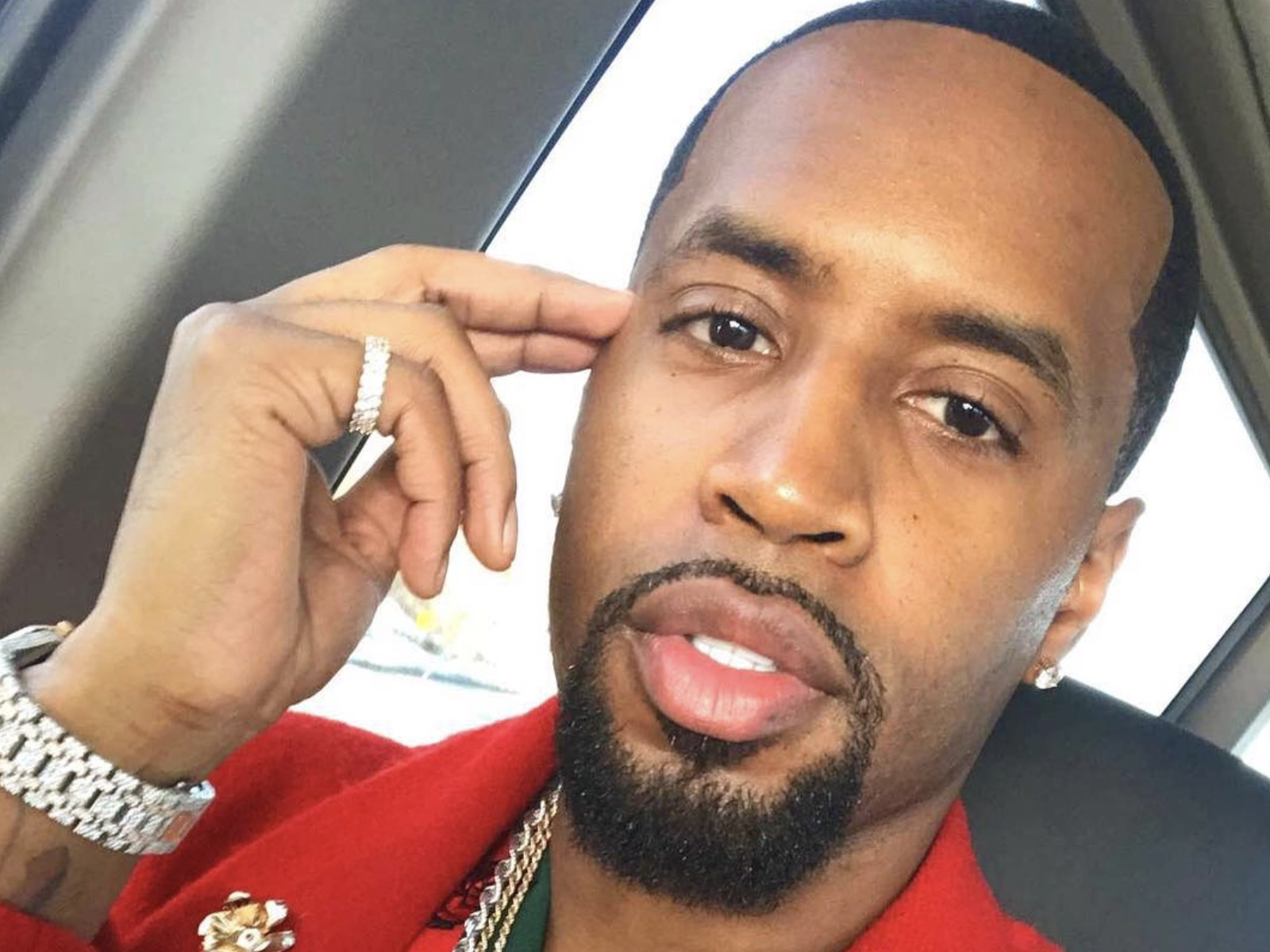 Safaree Shares His Killer Workout Routine And Impresses Fans