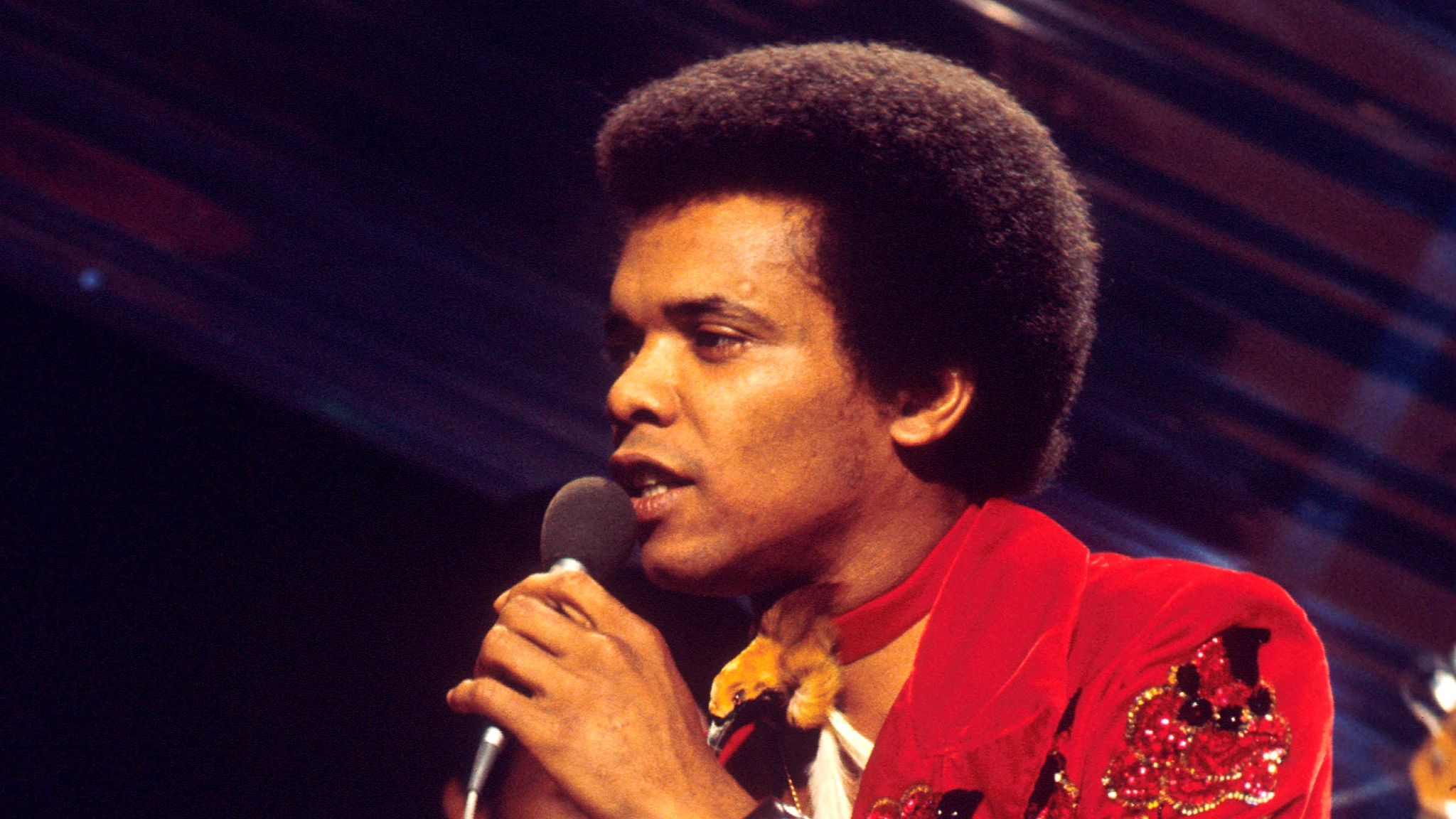 Singer Johnny Nash Passes Away At 80 Years Old