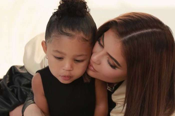 KUWTK: Kylie Jenner's Daughter Stormi 'Fully Swims' With Her Clothes On In Funny New Video
