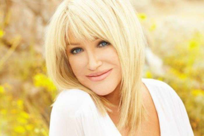 Suzanne Somers Just Posted a Naked Photo for Her 73rd
