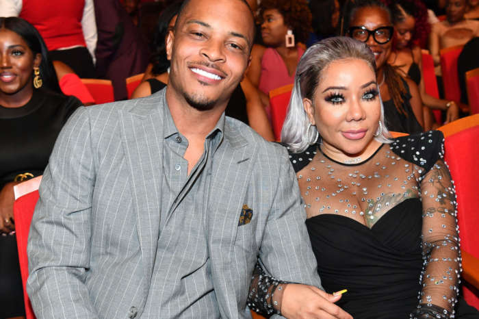 Tiny Harris And T.I. Are On Their Way To Steal The Show - Check Out Their Outfits!