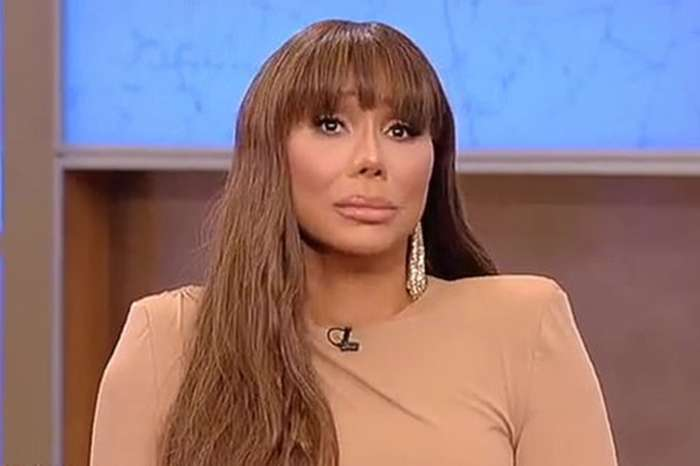 Tamar Braxton Gets Emotional In Tamron Hall Interview Talking About Her Relationship With David Adefeso -- In Stunning Statement, He Refuses To Budge