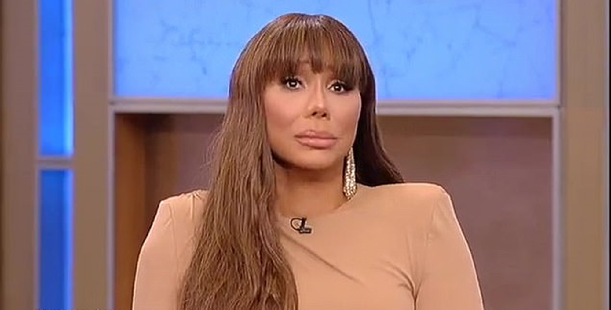 Tamar Braxton David Adefeso Tamron Hall Interview