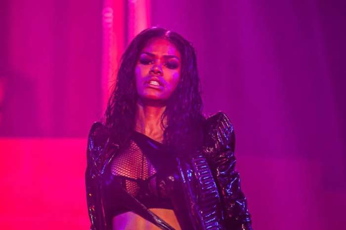 Teyana Taylor Is The Queen Of Snapback In New Photos -- Fans Urge Other Women To Choose Their Own Path