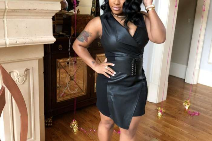 Toya Johnson Breaks The Internet With This Commercial - See Her Rocking Black Lingerie!