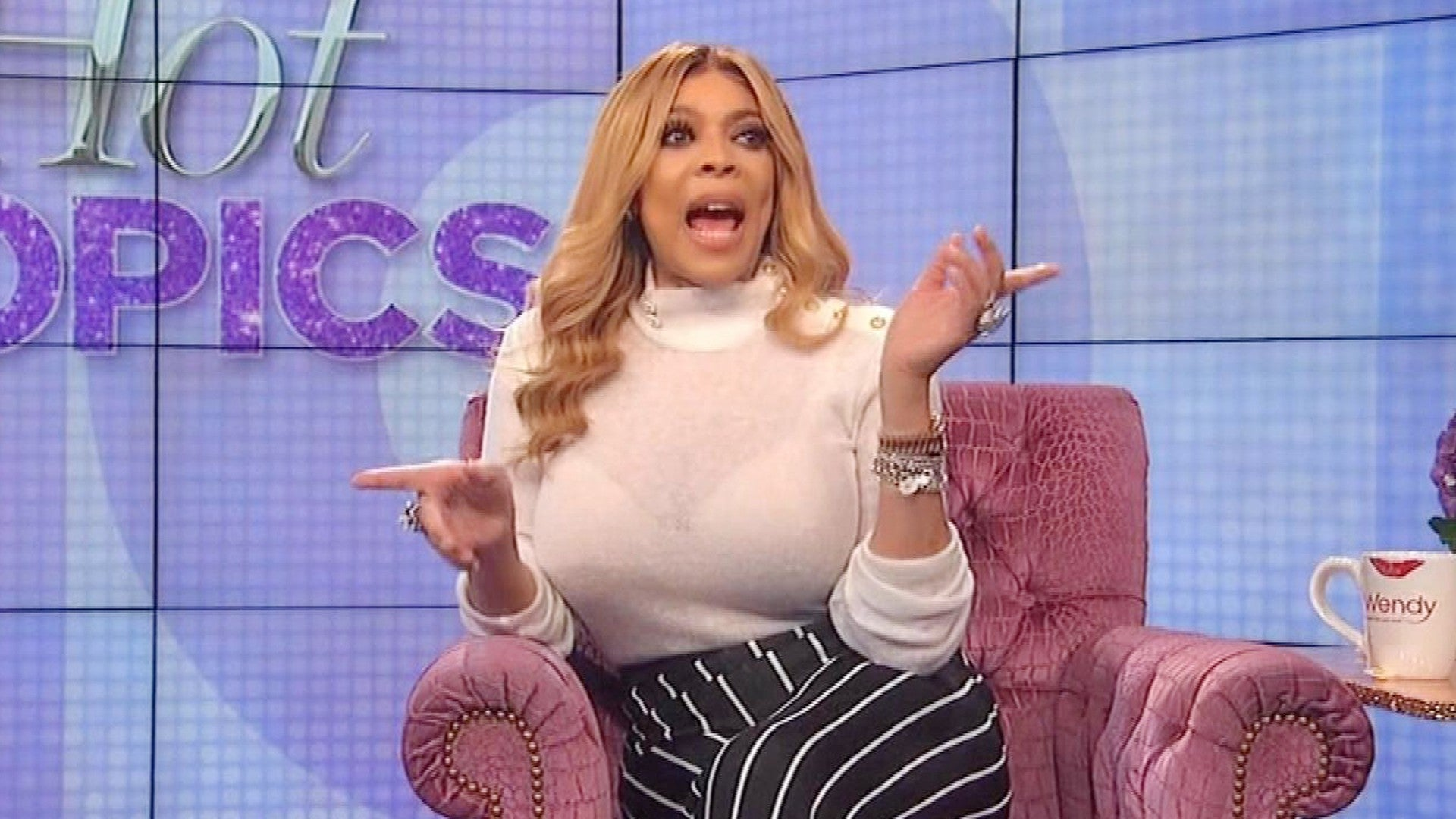 Wendy Williams Fans Are Worried After Her Friday Morning Show ...