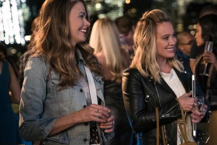 Sutton Foster Talks Team Charles Vs. Team Josh On 'Younger' - Who Does She Prefer?