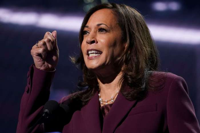 Kamala Harris Asks For Donations For The Biden Fight Fund