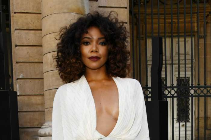 Gabrielle Union Shares An Amazing Video About Wellness - See It Here