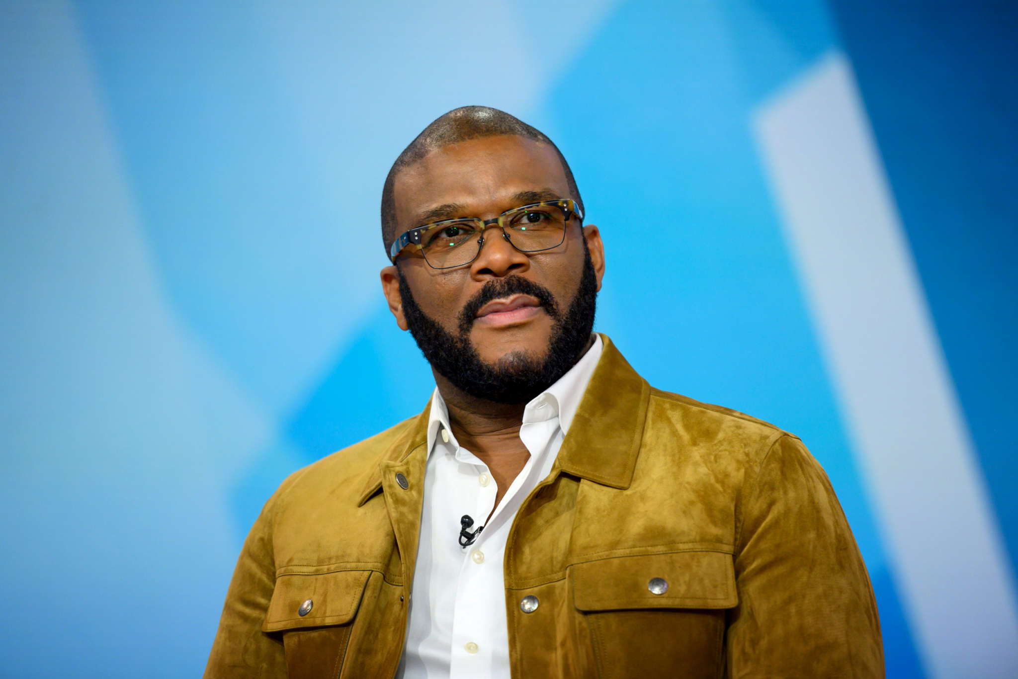 Tyler Perry Is Helping Feed 5,000 Families During Food Giveaway Event