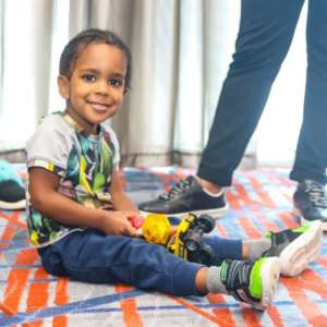 Kandi Burruss' Son, Ace Wells Tucker Can Model For Fendi - Check Out His Photo!