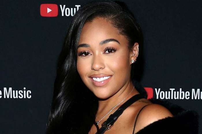 Jordyn Woods Looks Stunning In An All-Black Outfit - See Her Photos