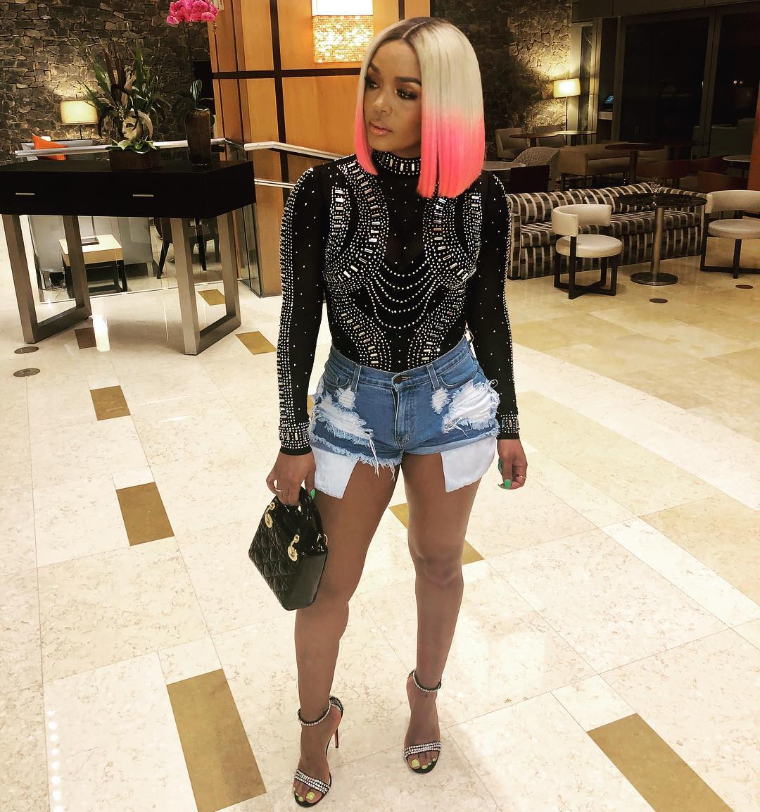 Rasheeda Frost Shares Footage From The Halloween Night At The Frost Bistro - See Why Fans Are Upset