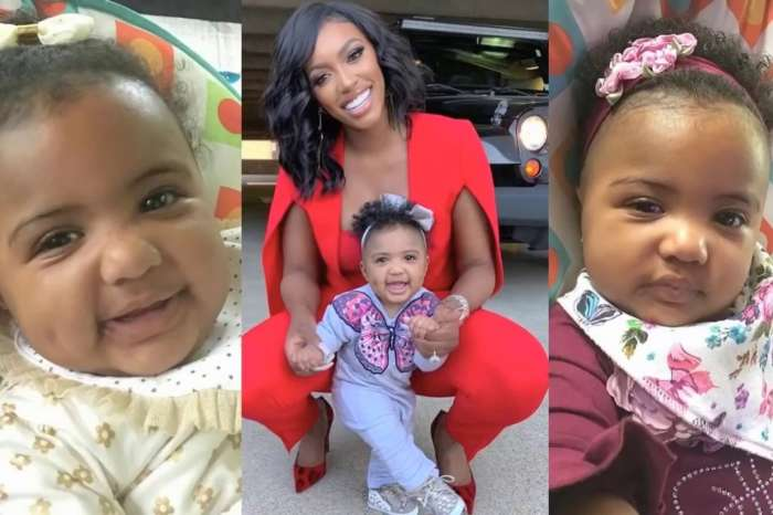 Porsha Williams Shares A Video With Baby PJ To Celebrate Biden's Victory