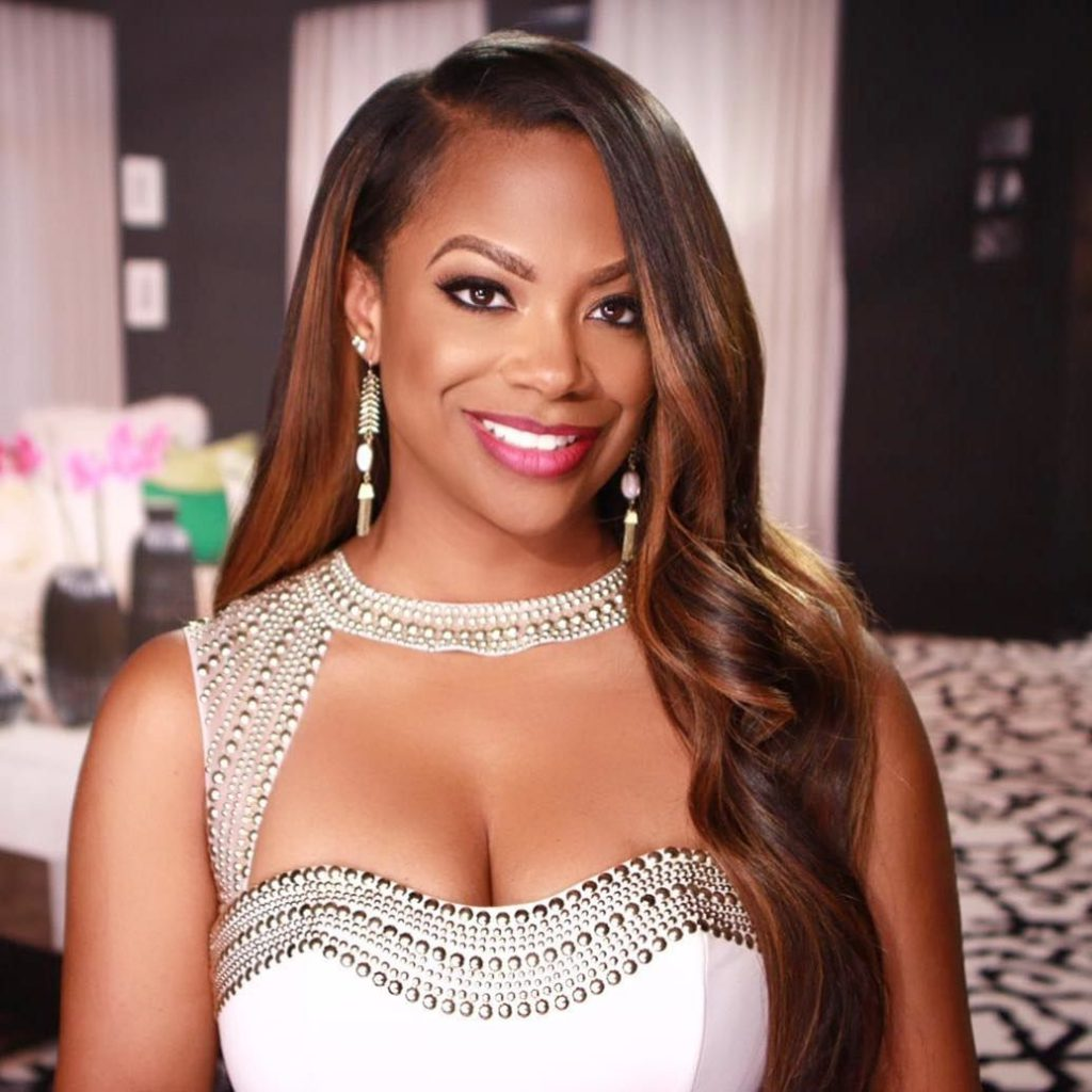 Kandi Burruss Drops One More Gorgeous Photo Featuring Blaze Tucker For Her First Birthday