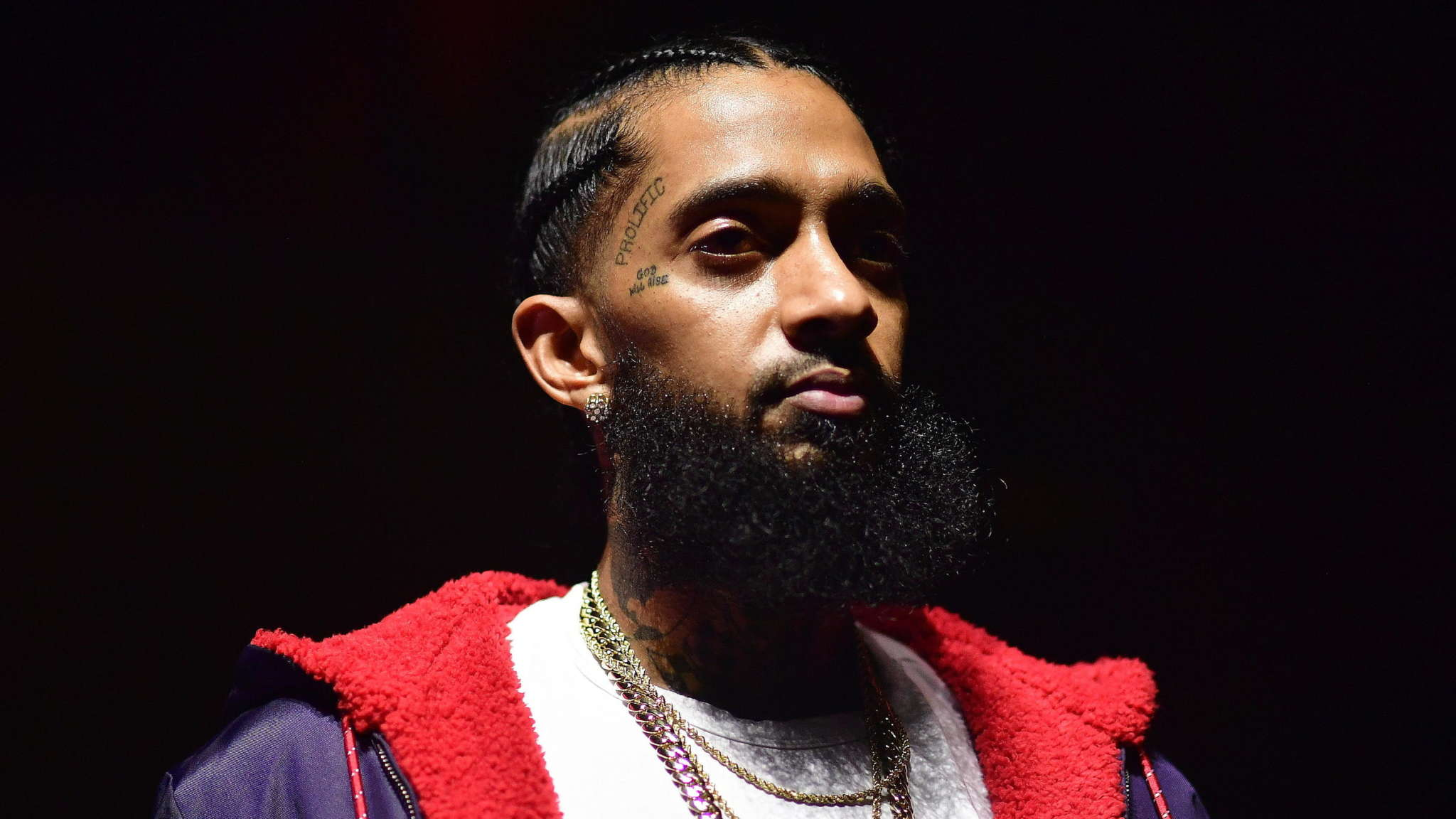 Nipsey Hussle's Marathon Clothing Store Was Vandalized - Fans Are Fuming! See The Video
