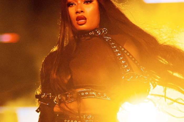 Megan Thee Stallion Shows Off Her Abs In This Fendi Outfit