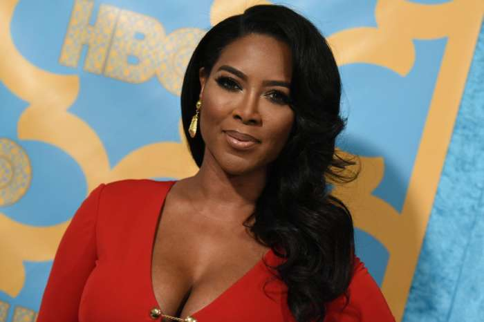 Kenya Moore Shared Her Joy With Fans, Telling Them 'It's Our Time'