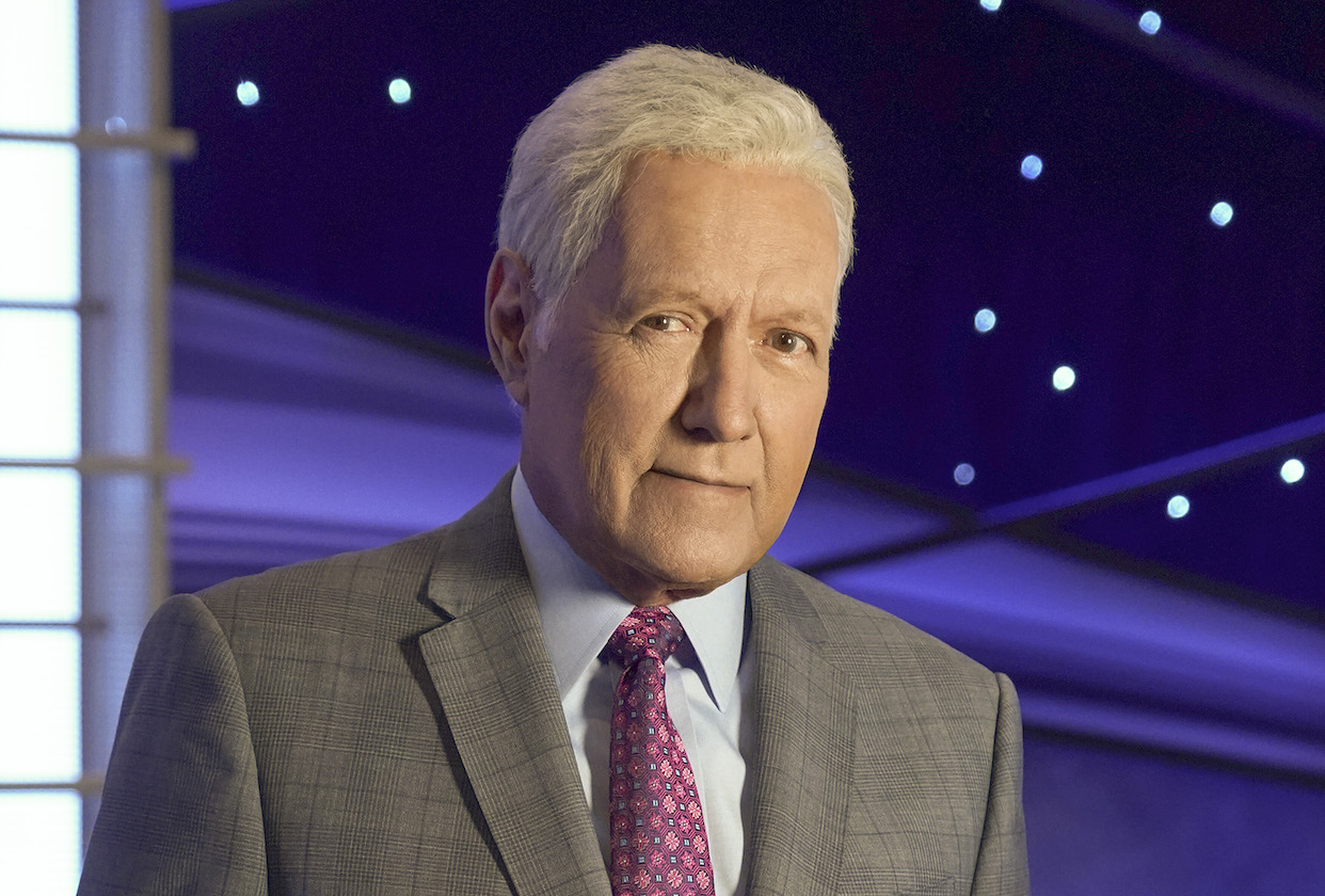 Jeopardy! Shares Heartfelt Holiday Message From Alex Trebek