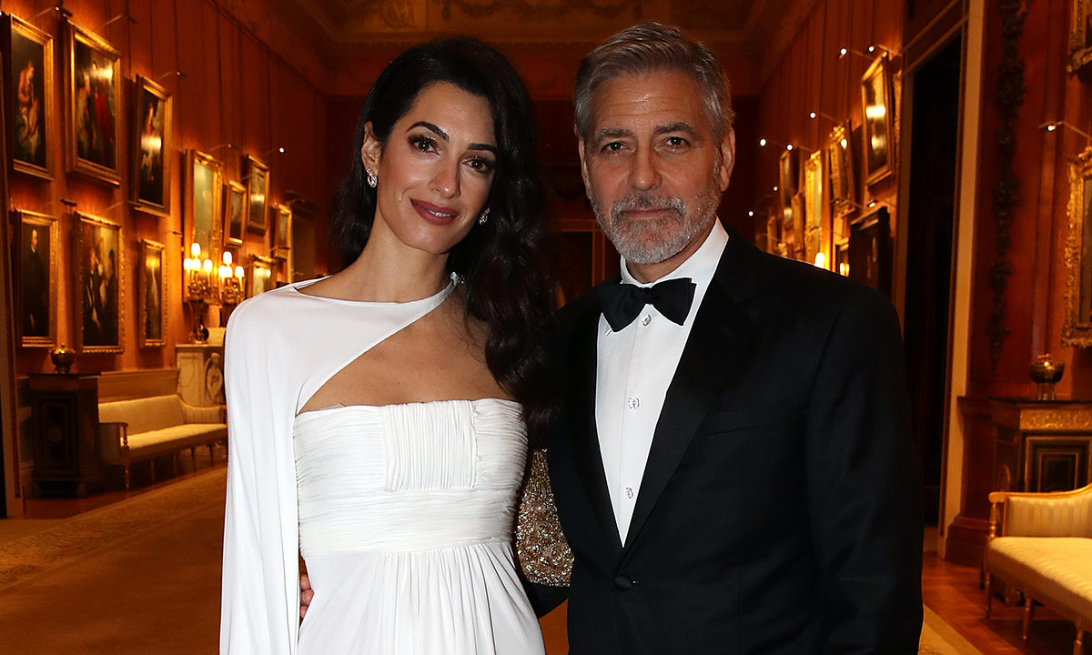 George Clooney Confirms A Rumor About Him That Involves Money & Friends