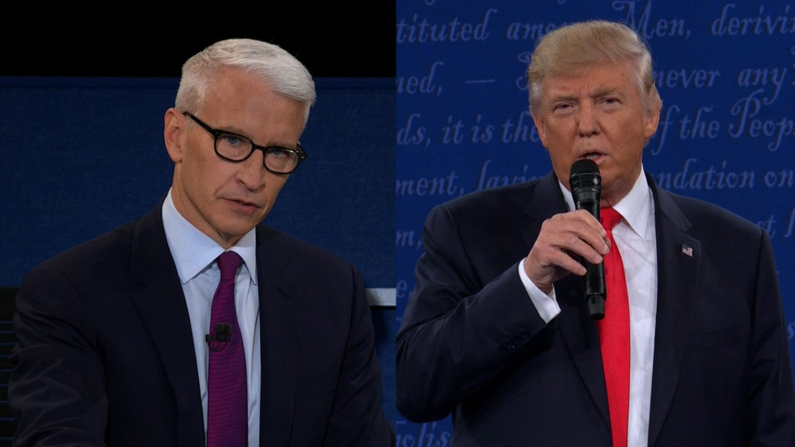 Anderson Cooper Compares Donald Trump To A Turtle 'On Its Back' Dying In The Sun And His Words Go Viral – Check Out The Memes! thumbnail