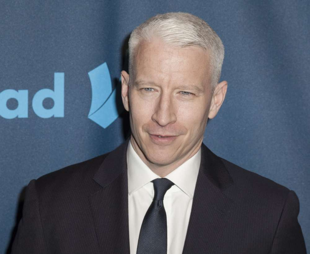 CNN's Anderson Cooper Is Sorry For Calling Donald Trump An Obese Turtle