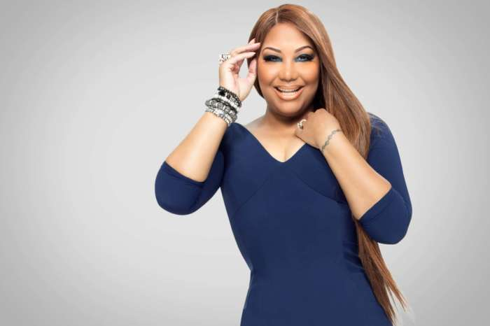 Traci Braxton Celebrates Joe Biden And Kamala Harris