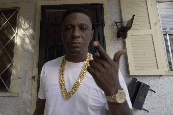 Boosie Badazz Says Being A Rapper Is The Most 'Dangerous Job' Of All