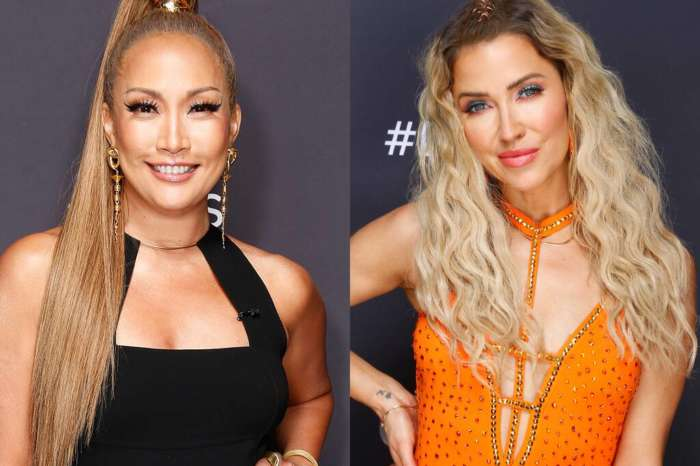 Carrie Ann Inaba Accused Of Holding Personal Grudge Against Ex-Boyfriend Artem Chigvintsev In DWTS Drama!