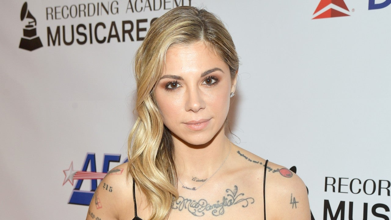 Christina Perri suffers pregnancy loss as her daughter is born silent
