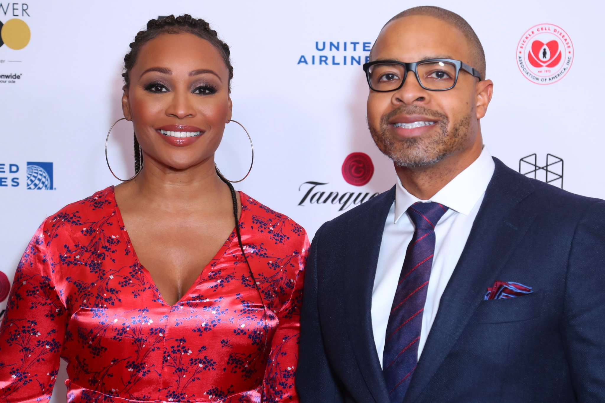Cynthia Bailey Honoured Her Husband Mike Hill For Veteran's Day