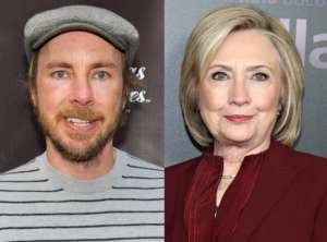Dax Shepard Admits His Biggest Fear Is Making Mistakes As A Girl Dad - Asks Podcast Guest Hillary Clinton For Advice!