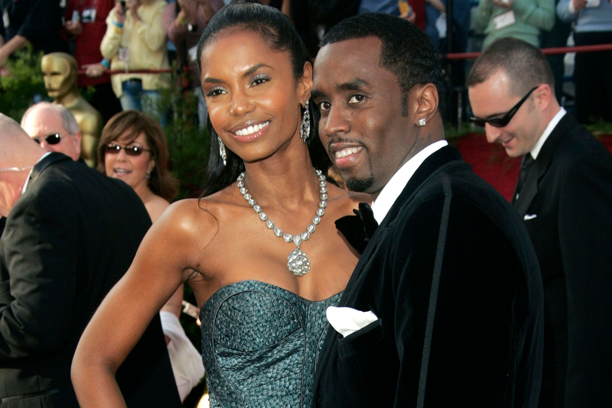 Diddy Misses His 'Ebony Goddess' - See The Gorgeous Photo Of Kim Porter