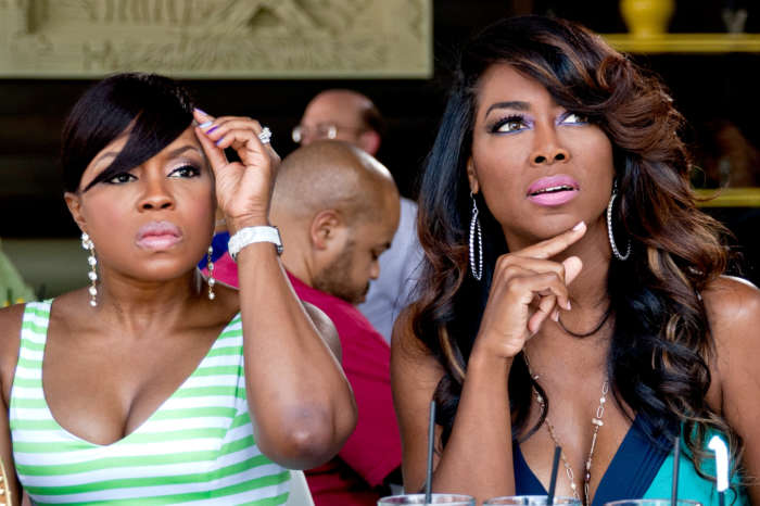 Kenya Moore And Phaedra Parks Make RHOA Fans Go Wild By Showing Their Feud Is Over