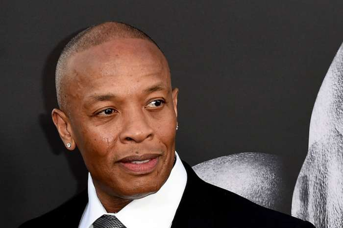 Dr. Dre May Have A New Record Coming Out Page Kennedy Says
