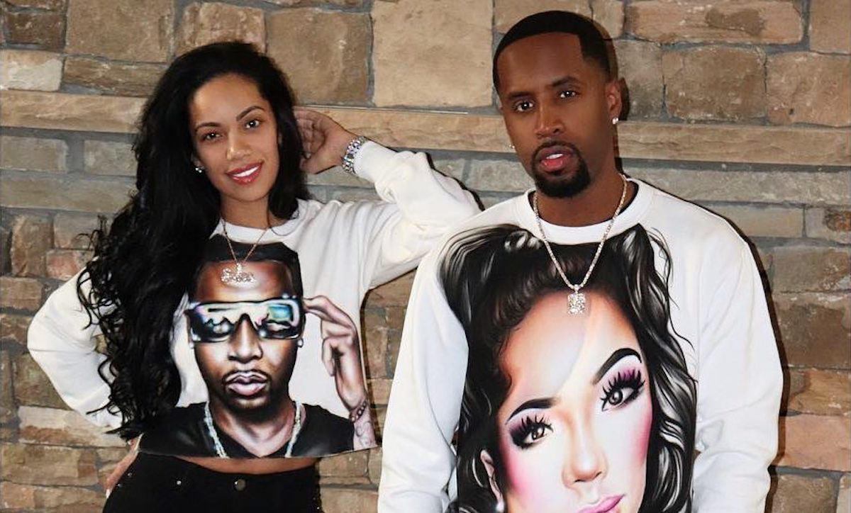 Erica Mena Makes Fans' Day With This New Photo Session With Safaree And Their Baby Girl - See The Family Pics!