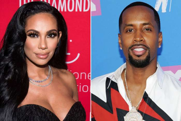 Safaree Praises His Gorgeous Wife, Erica Mena - See The Message And Pic He Shared