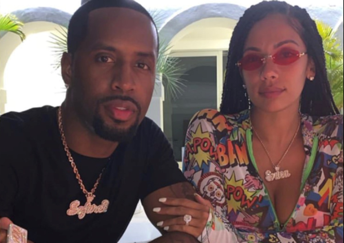 Safaree Shares A Video Featuring His Family: See Erica Mena And Baby Girl Safire Majesty!