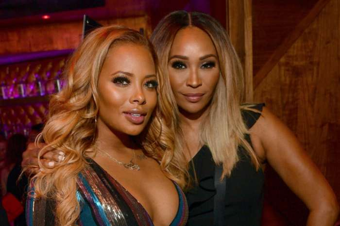 Cynthia Bailey Shares A Video From Her Virtual Brunch With Eva Marcille
