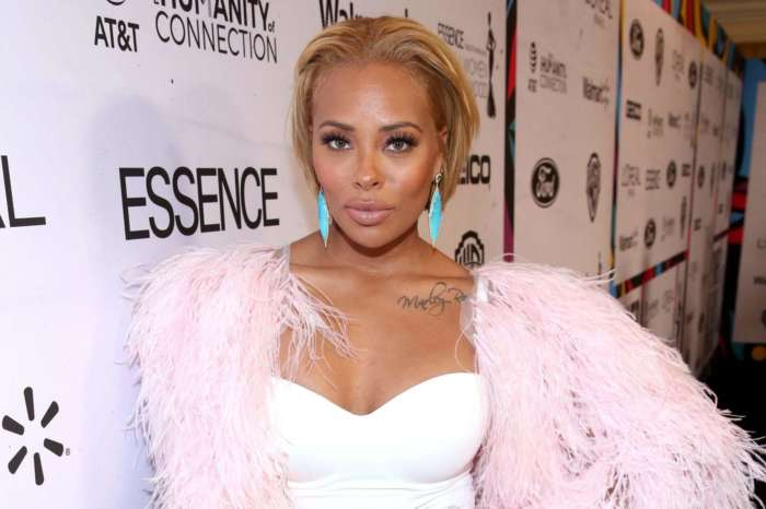 Eva Marcille Shares A Video That Has Broken Her To Tears - See The Tragedy Here