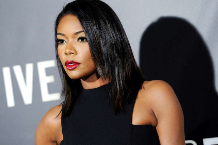 Gabrielle Union Looks Gorgeous In A Red Outfit - Check Out Her Photos