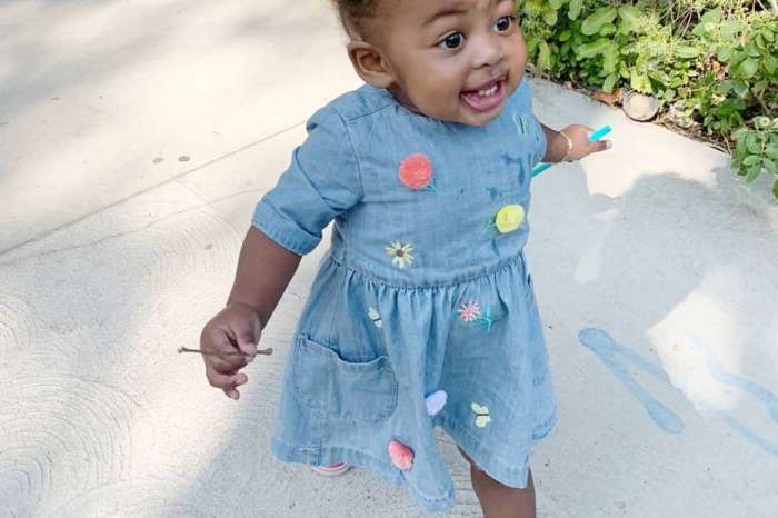 Gabrielle Union's Latest Photo Shoot Featuring Kaavia James Has Fans In Awe - The Grumpy Baby Girl Is Finally Smiling!