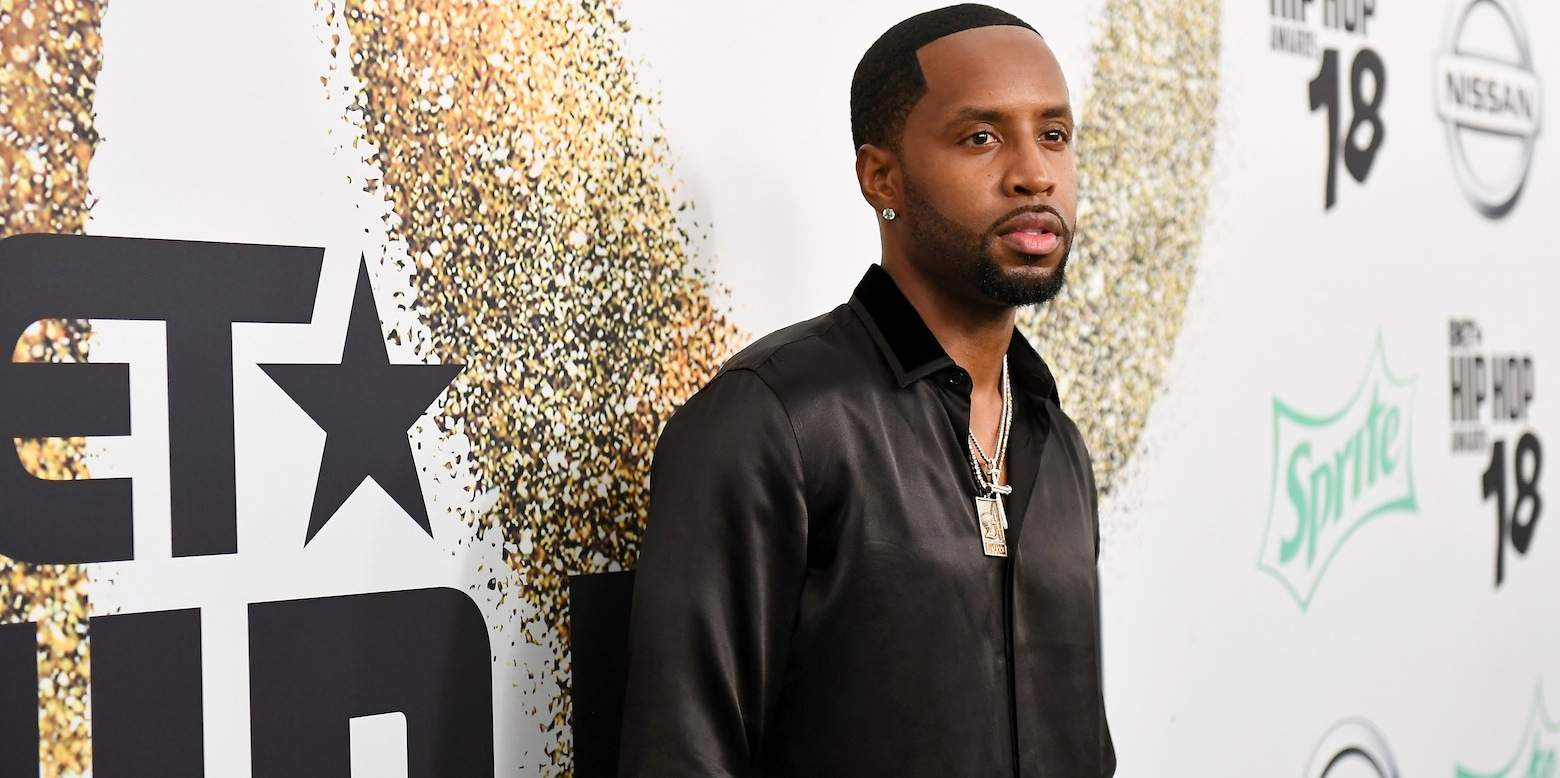 Safaree Surprises Fans With A New Workout Video - Check Out His Intense Moves
