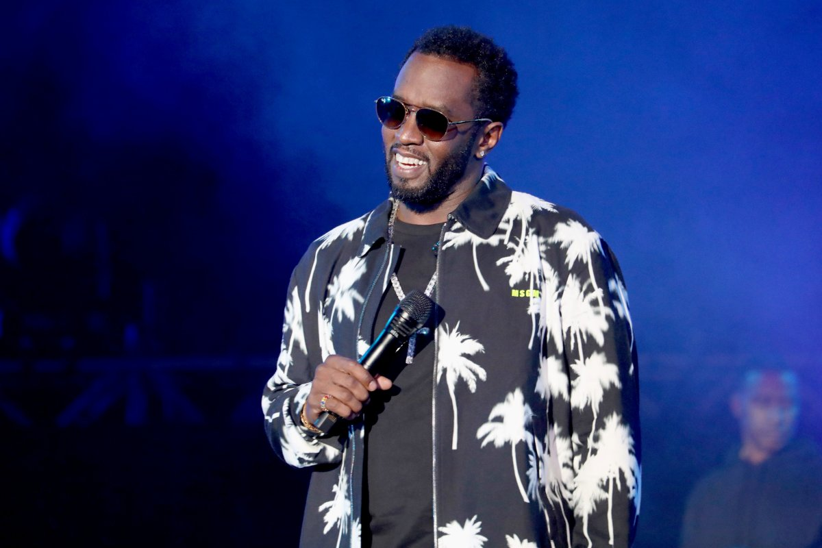 Diddy Triggers Massive Debate Among Fans After Posting This Photo Featuring A Black Baby Girl