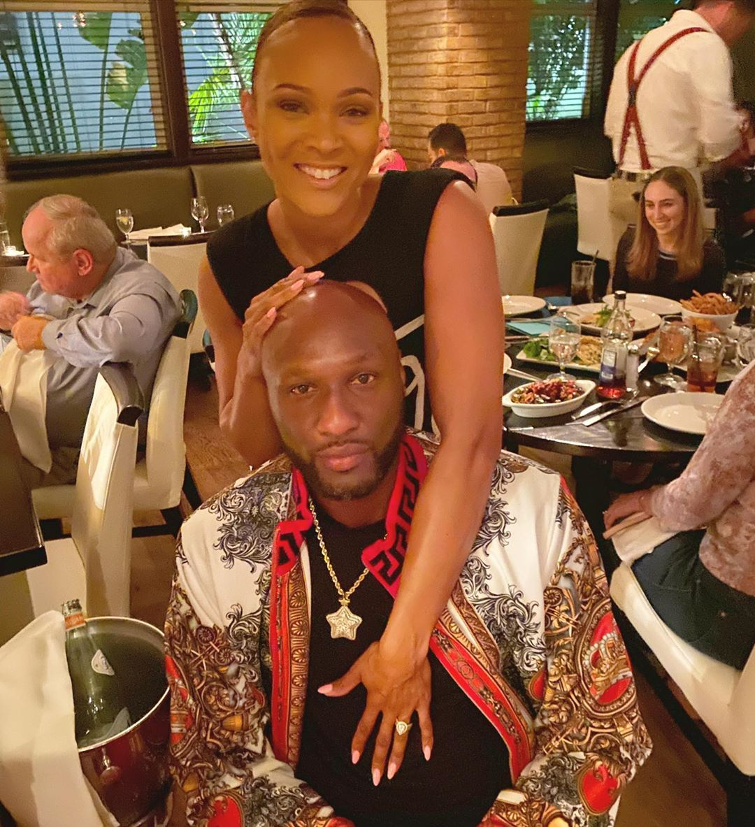 Sabrina Parr Publicly Professes Her Love For Lamar Odom