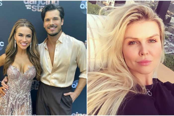 Gleb Savchenko Defends Chrishell Stause After She Is Slammed As His Mistress That Lead To Divorce
