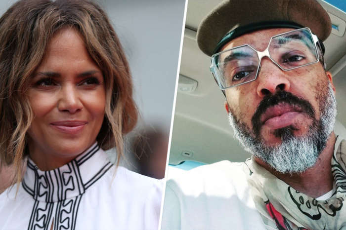 Halle Berry And Van Hunt 'Inseparable' - Here's Why She's So Happy With Him!